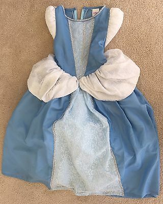 Cinderella Dress From Disney Store Girl Size 7-10
