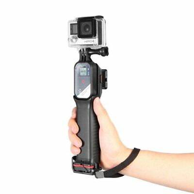 Diving Floating Gopro Remote Grip Pole With Dry Storage for Action Camera New