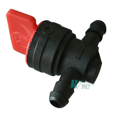 "1/4"" Inline Fuel Shut Off Valve Cut Off Gas Valve Briggs Stratton 698181"
