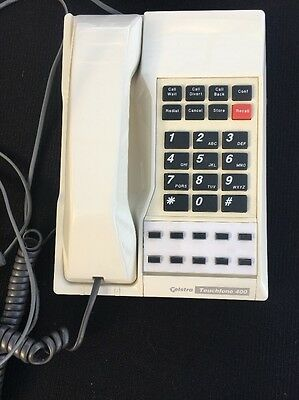 Telstra Home Phone Landline Corded Telephone Touchfone 400 , pick up or post