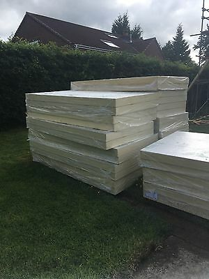 26x Brand New Kingspan Therma Insulation Boards 120mm thick (2.4x1.2m)