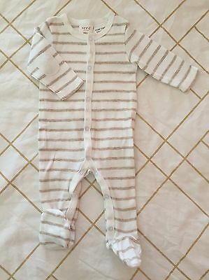 Seed Heritage Baby Jumpsuit Unisex 000 0-3months