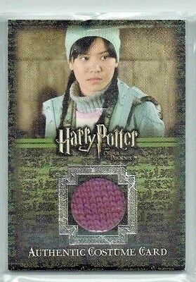 Harry Potter Order of the Pheonix Update Cho Chang Jumper C4 Costume Card #341