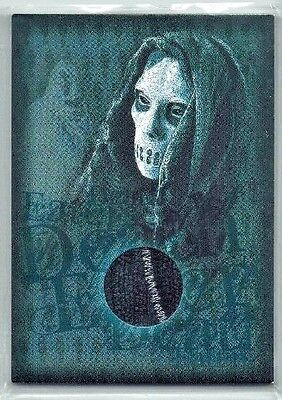 Harry Potter Order of the Phoenix Costume Card C18 Death 165/260 VARIANT