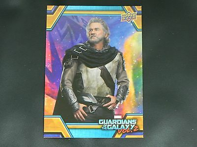2017 UD Guardians of The Galaxy Vol. 2 RB-50 Ego WALMART EXCLUSIVE