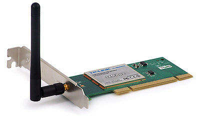 TP-LINK TL-WN551G PCI Wireless Wifi Card