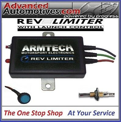 Armtech Revlimiter With Launch Control Citroen Saxo 1.6 VTR 1996 To 2003