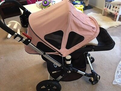 Bugaboo Cameleon 3 stroller pram with Accessories