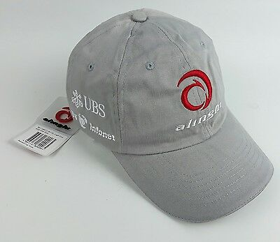Alinghi Baseball Cap Audemars Piguet - Americas Cup Sailing Team - Light Grey