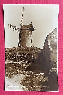 Trearddur Bay, The Mill On The Hill, Stanley Mill, Pu Judges, Rp, Pre-1939