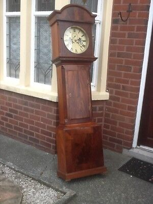 19TH CENTURY 8 DAY  LONGCASE CLOCK RESTORED ...j Howe London ... • £795.00