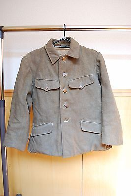 Japanese Military Uniform Army Winter Combat Jacket 1942 WW2 War 2