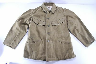 Japanese Military Original Uniform Army Winter Combat Jacket 1940 WW2 War 2