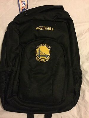 Northwest Company Black Golden State Warriors Draft Day Backpack- No size, New