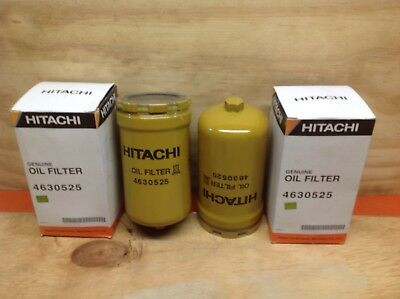 Oil Filter Hitachi 4630525