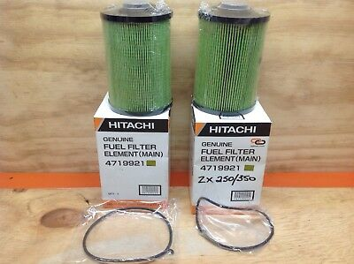 Fuel Filter Element Hitachi 4719921