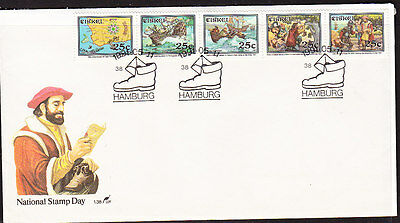 Ciskei 1991 National Stamp Day  First Day Cover.- Unaddressed