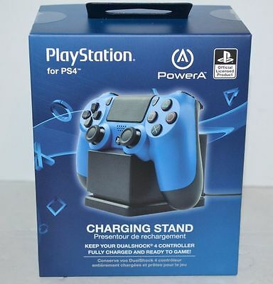 PS4-Dual-Shock-4-Controller-Charging-Station-Dock-Charger-Stand-Official PowerA