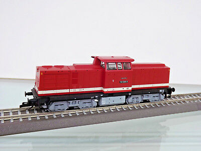 Tillig 04593 - TT Gauge - Diesel Locomotive BR 110 018-9 The Dr - Epoch IV -