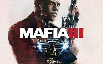 """013 Mafia 3 - Action Role Play Game 22""""x14"""" Poster"""