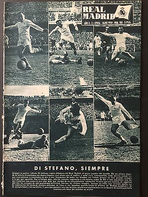 1959 European Cup.Semifinals.Real Madrid,2 - At. Madrid, 1.1st leg.official