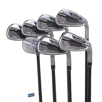 TaylorMade RSi 1 Graphite Irons 5-SW /  Regular Shaft RE-AX 65