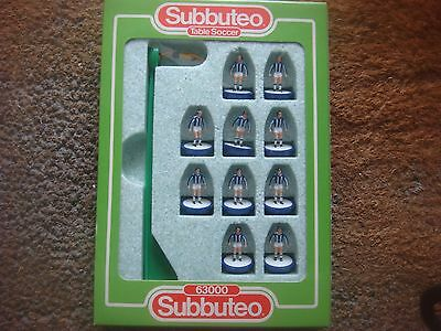 Boxed Subbuteo Football 63000 Lightweight LW Team West Brom Reference: 464