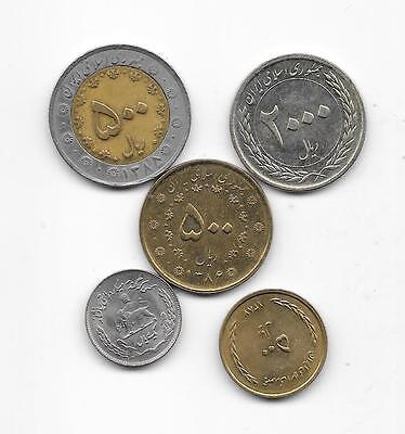 Lot Coins MIDDLE EAST