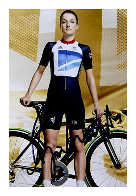 Lizzie Armitstead Signed 6x4 Photo Road Race Cyclist Olympic Autograph Coa Cheapest Price From Our Site Sports Memorabilia