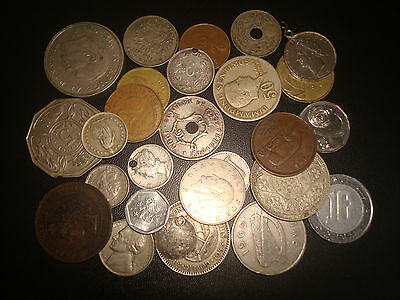 Job Lot,Bulk Old,World Coins,Most From 1800`s