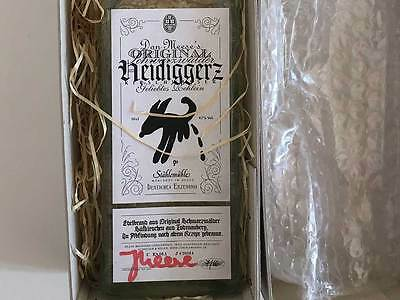 Heidiggerz von Jonathan Meese Stählemühle signed by artist 2008 NEW! in BOX!