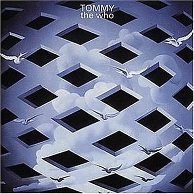 THE WHO --- TOMMY (Dig. Rem. CD)