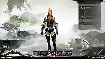 Guild Wars 2 + 1 + Hot Account + Extra email + Orig.Key's
