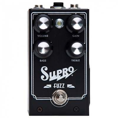 Supro SP1304 Fuzz Guitar Effects Pedal