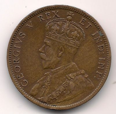 1911 Canada One Cent George V,Canadian Provinces,Coin