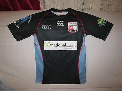Southern Districts Rugby Ccc Training Shirt Size 10 Years