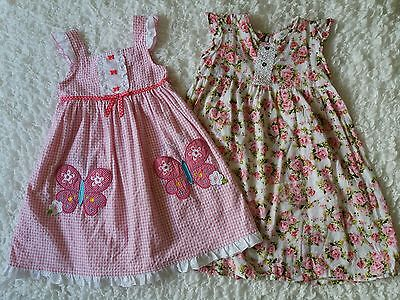 Beautiful Girls summer Dresses age 5-6 years...