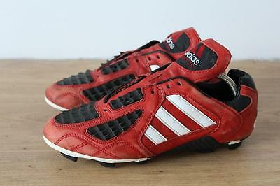 RARE Red Adidas Predator Touch 97 Johnston Predator Mania Size US 8.5