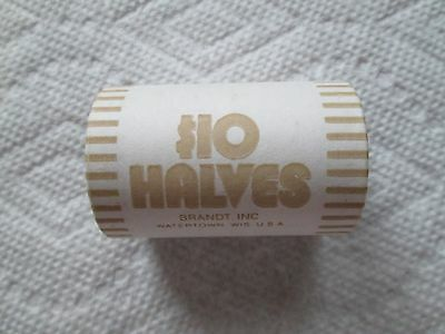 1996 P Kennedy 50 Cent UNC Half Dollars Roll From = Mint BOX AMAZING{20 COINS}