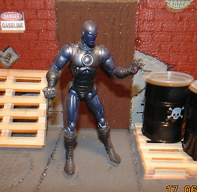 Marvel Legends - 2009 Twin Pack Series - Iron Man Stealth Armor Variant