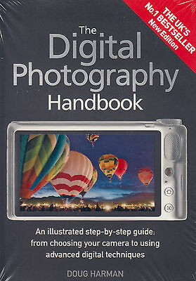The Digital Photography Handbook by Doug Harman BRAND NEW BOOK (Paperback 2014)