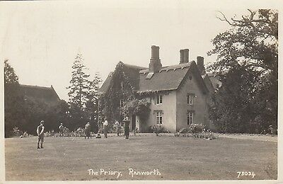 The Priory, Country House, Ranworth, Norfolk. Rp, 1926.