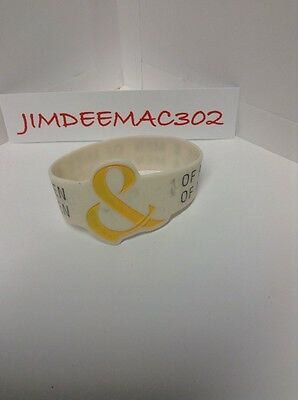 Of Mice And Men Band Bracelet -Rare Style-
