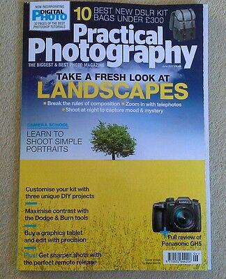 Practical photography magazine - June 2017 Edition