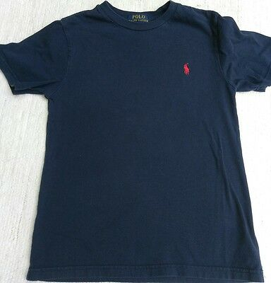 Youth boys clothing size small 8 polo shirt cotton POLO RALPH LAUREN