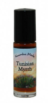 Kuumba Made Tunisian Myrrh Perfume Oil