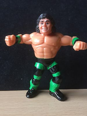 Custom WWF/WWE Marty Jannetty Hasbro Figure