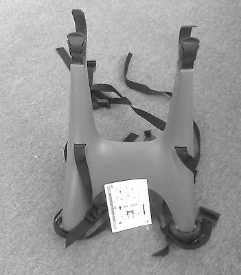 Saris Solo Bike Cycle Carrier Single Bicycle Boot Rack Rear Mounted Holder