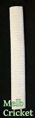 1 X GM WHITE CONTROL BAT GRIP - WHITE Color- Gunn & Moore + FREE SHIPPING