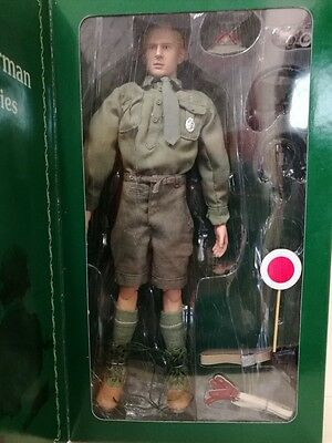 Dragon In the Past Toys German DAK WW II series figure scale 1/6